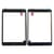 Factory Grade Digitizer Zwart voor iPad Mini/Mini 2