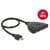 Delock HDMI UHD Switch 3 x HDMI in > 1 x HDMI out 4K mit int