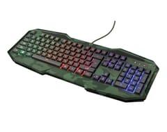 Trust GXT830RW-C Avonn tastatur US