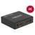 Delock HDMI Splitter 1 x HDMI in > 2 x HDMI out 4K