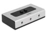 Delock Stereo Jack 3.5 mm Switch 2-Poorts