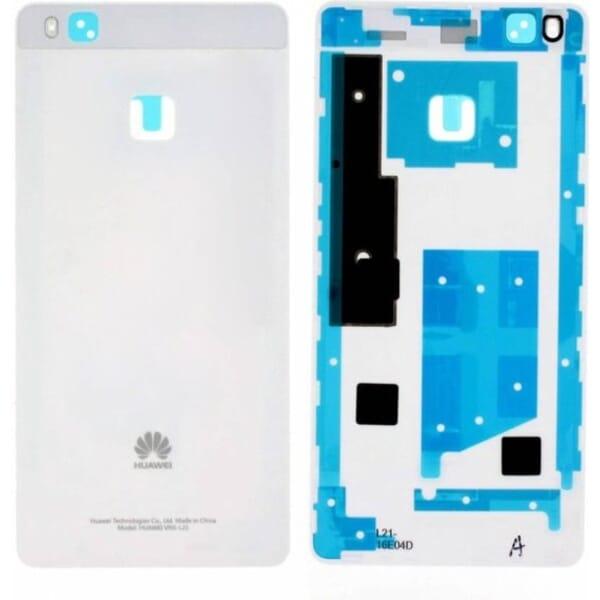 Huawei P9 Lite Batterij Cover incl  NFC - Wit voor Huawei P9