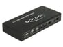 KVM Switch Delock 2 PCs -> 1 Monitor (HDMI. USB. connector)