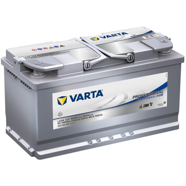 VARTA Professional Accu DP AGM LA95 12V 95Ah