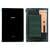 Samsung Galaxy Tab Back Cover - Zwart