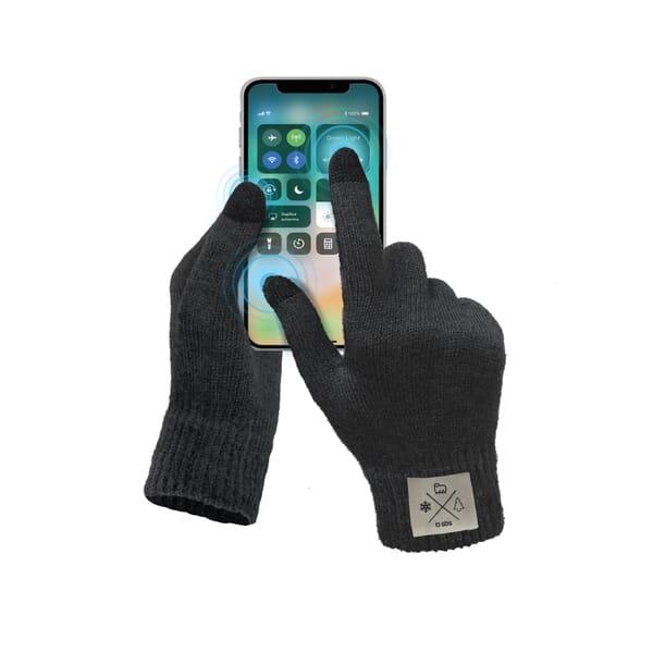 SBS Mobile Touchscreen Handschoenen M - Zwart voor Apple iPhone 6 Plus