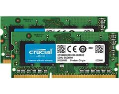 Crucial 16GB DDR3L RAM Geheugen 1600MHz SODIMM