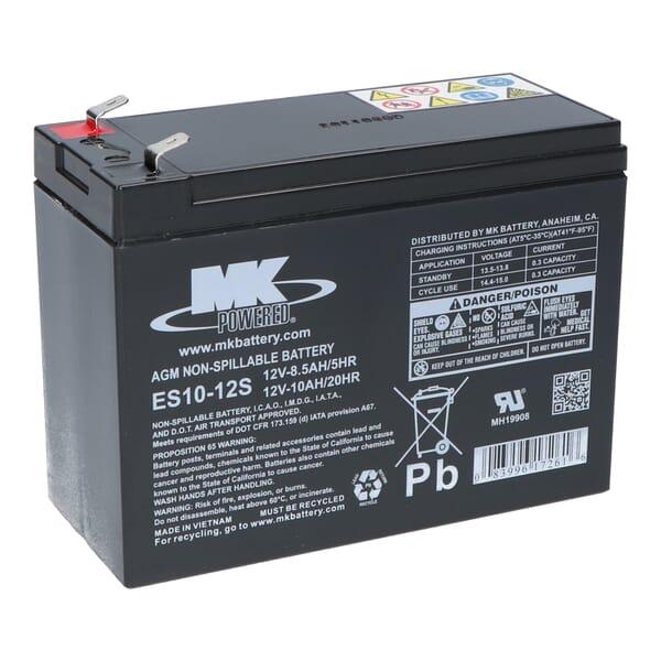 MK AGM Accu ES10-12S 12V 10Ah