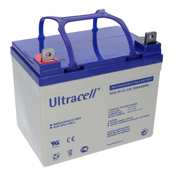 Ultracell DCGA/Deep Cycle Gel accu UCG 12V 35Ah