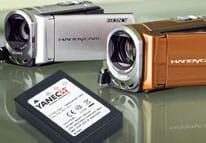 Videokamera Akku