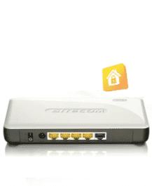 Sitecom X4 Router