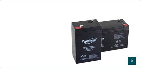 Batteries au plomb UPS