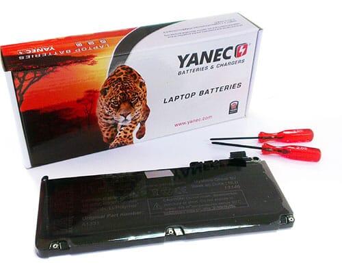 Yanec Macbook Accu