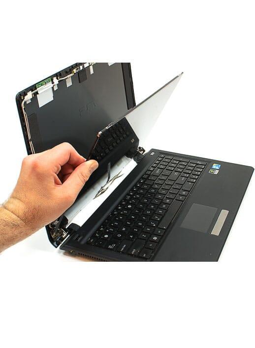 laptop scherm vervangen