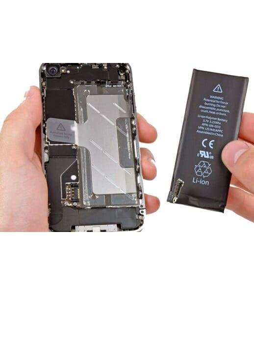 telefoon accu batterij vervangen