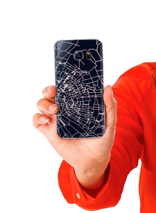 smartphone achterkant backcover vervangen
