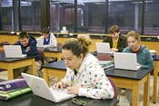 Laptops in Bildungsstätten