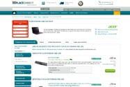 Geräteseite ReplaceDirect.de