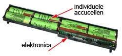 Lithium Ion batterijen