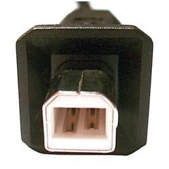 USB B mannelijk