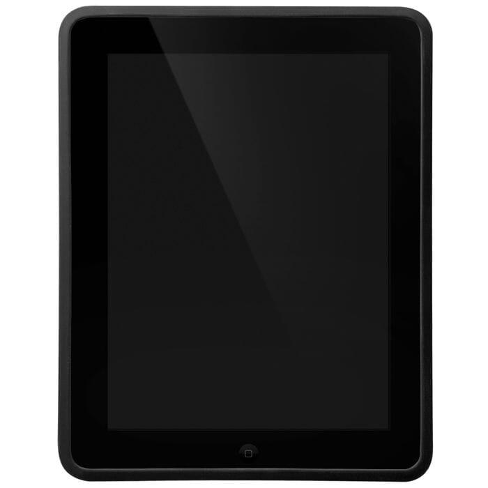 iPad beeld zwart