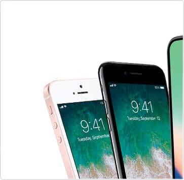 Smartphone schermen