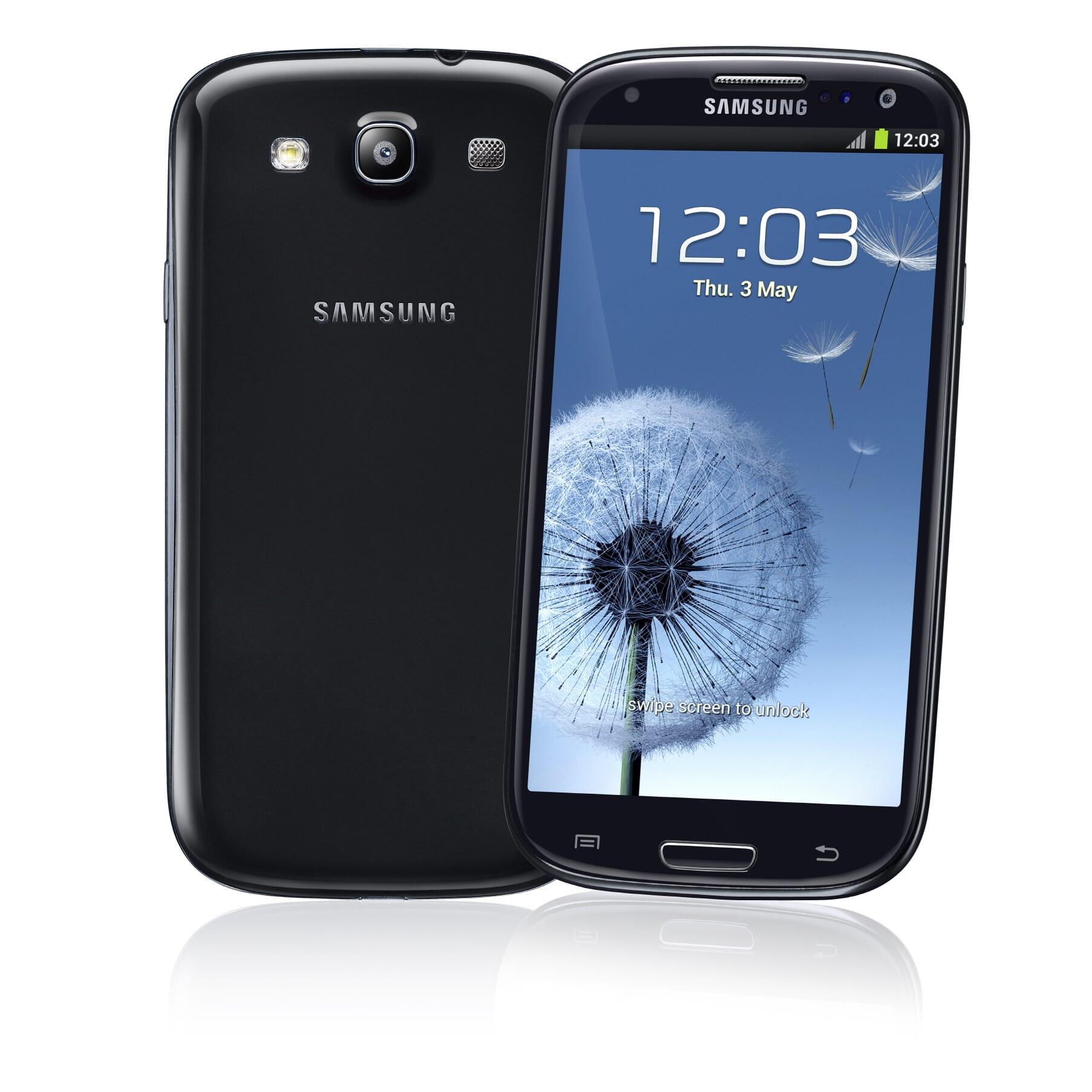 Instructies voor het vervangen van de Samsung Galaxy S3 cover assembly