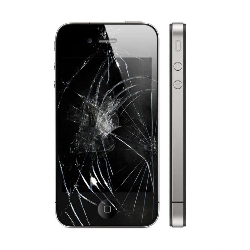 Touchscreen en lcd scherm vervangen