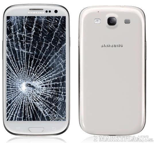Smartphone scherm reparatie
