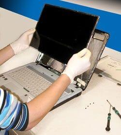 Laptop scherm reparatie