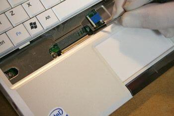 toetsenbord demontage